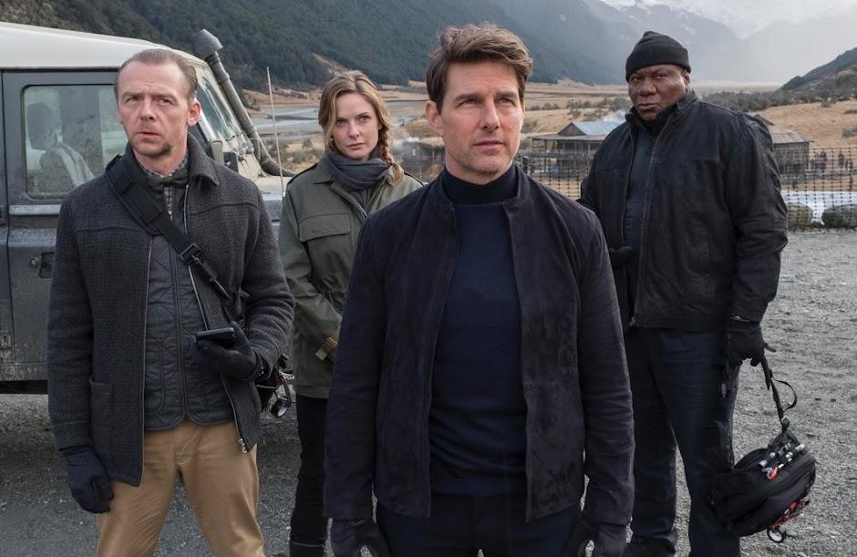 """Tom Cruise vs Henry Cavill no 1º trailer de """"Missão: Impossível: Efeito Fallout"""""""