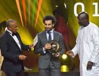 Mohamed Salah Retains African Award
