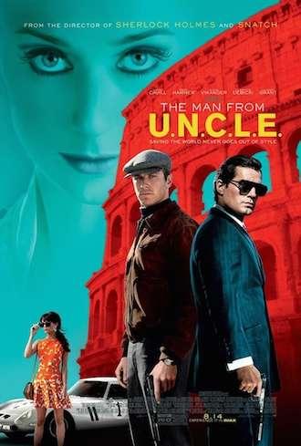 The Man from U.N.C.L.E. 2015 English 720p HDRip 700mb