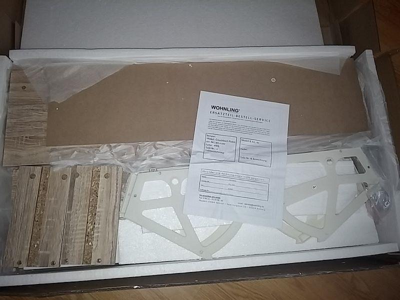 produkttests und mehr review finebuy schuhkipper mit schublade sonoma eiche wei 80 x 94 x 23. Black Bedroom Furniture Sets. Home Design Ideas