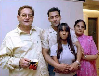 Salman Khan Family Wife Son Daughter Father Mother Marriage Photos Biography Profile