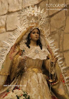 Virgen de la Cabeza Baeza