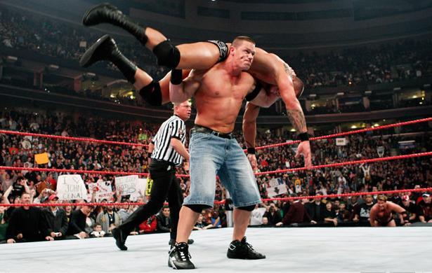 "10 ""Finishing Move"" Terbaik di WWE (Smackdown) ~ Running"
