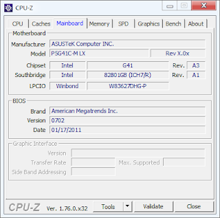 Cara Update BIOS Mainboard ASUS (Alternatif)