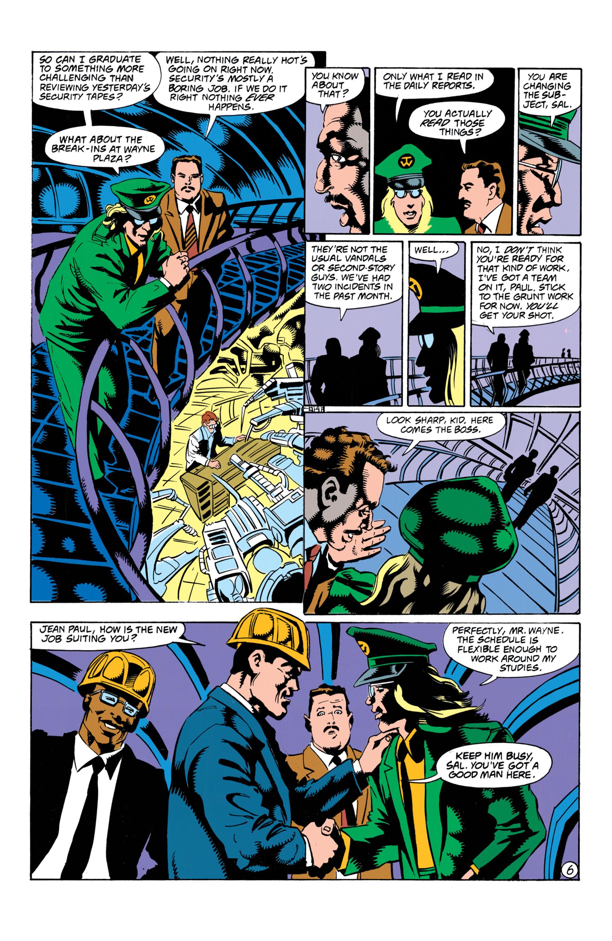 Detective Comics (1937) 657 Page 6