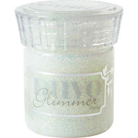 Nuvo Glimmer Paste | Moonstone