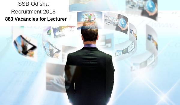 SSB Odisha Recruitment 2018