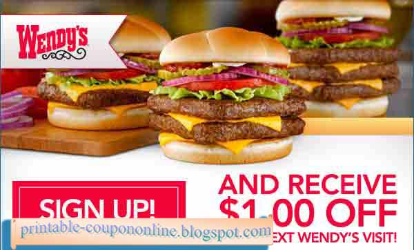 Printable coupons 2018 wendys coupons for Wendy s fish sandwich 2017
