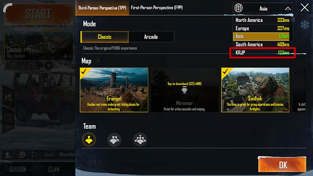 server krjp mudah menyelesaikan misi royal pass pubg mobile