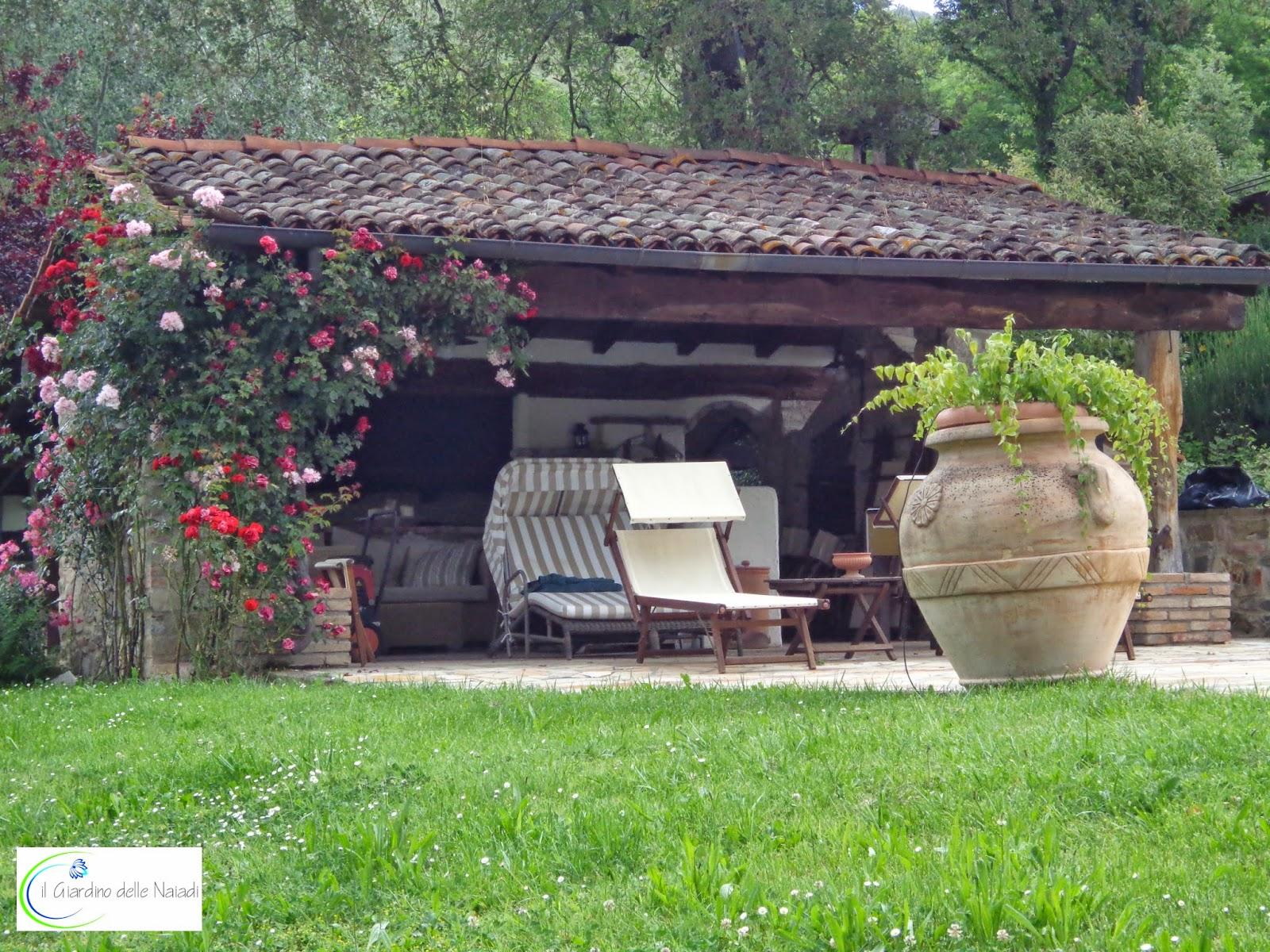 Il giardino delle naiadi un giardino in stile provenzale for Giardino fiori