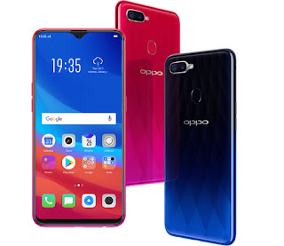 Cara Terbaru Flash Oppo F9 via Download Tool