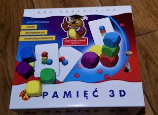 Pamięć 3D, Alexander – gra rozwijająca pamięć i nie tylko