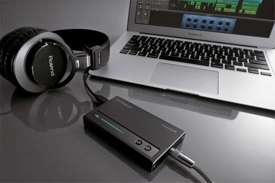Best Pocket Size Audio Interface Roland Mobile UA   Best