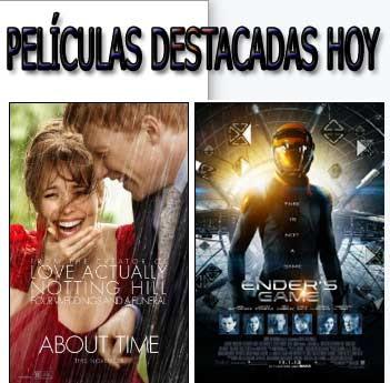 películas destacadas hoy domingo 26-03-2017