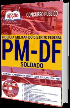 Apostila Concurso PM-DF 2018 Soldado