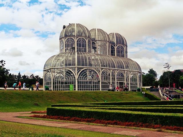 Ponto turístico Curitiba