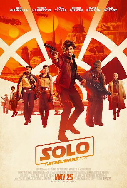 Star Wars Anthology: Han Solo (2018) ταινιες online seires oipeirates greek subs