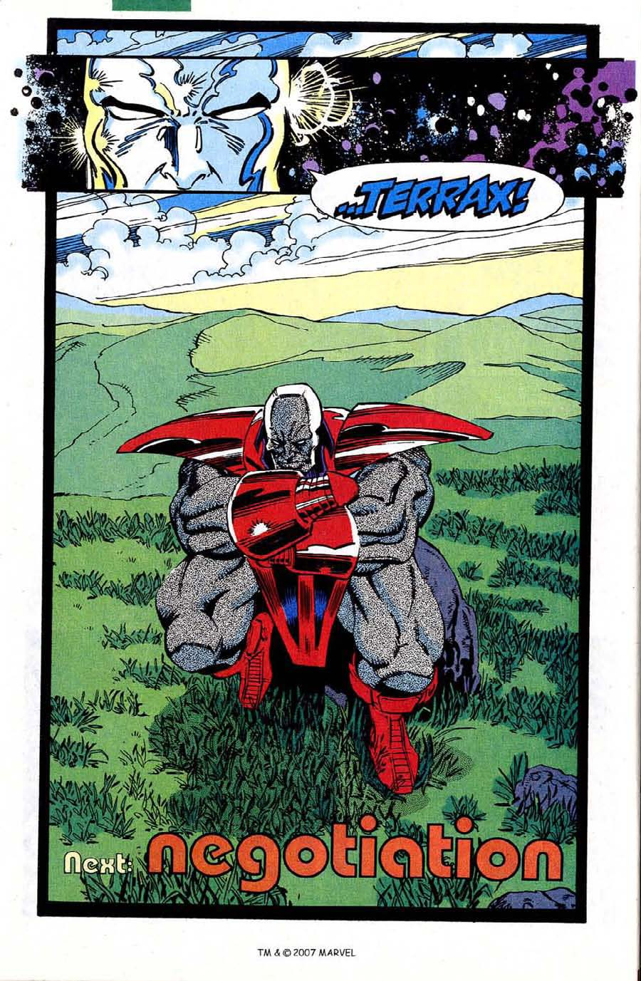 Read online Silver Surfer (1987) comic -  Issue #73 - 32