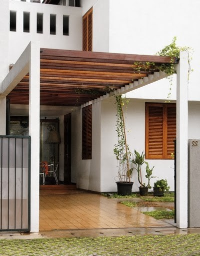Jenis Kanopi  Rumah Minimalis