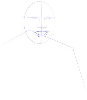 Langkah 4. Super Simpel Menggambar Dimitri Payet