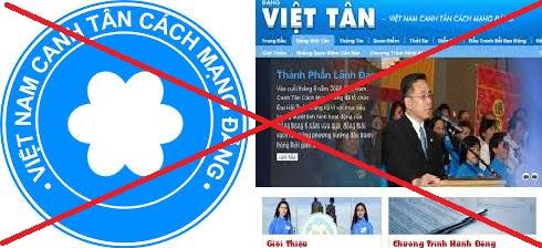 """""""Tội ác"""" của Mỹ đối với Việt Nam là Việt Tân và bè cánh"""