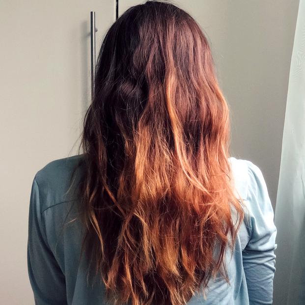 Das Haarexperiment 1monat Standvogelnest Teil1 Frau Mutti