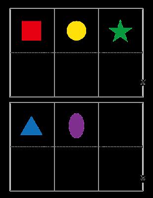 自製玩具-風琴投卡盒 小卡片 01