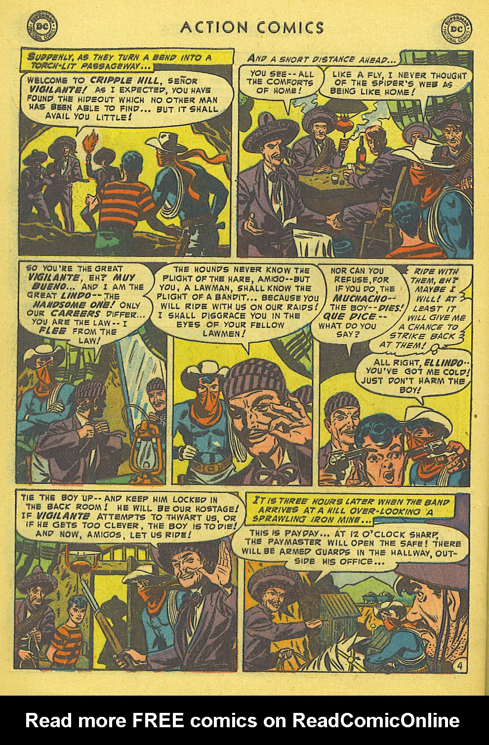 Action Comics (1938) 191 Page 35
