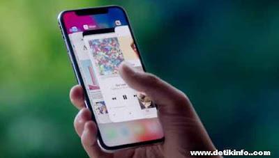 Fitur dan Harga iPhone X Dengan Face ID