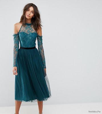Vestidos con Tul