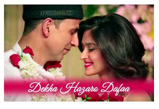 Dekha-Hazaro-Dafaa-MP3-Download