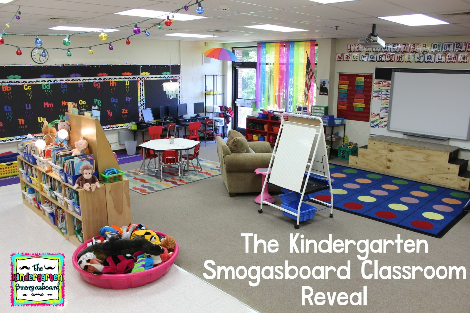 The Kindergarten Smorgasboard A Kindergarten Smorgasboard