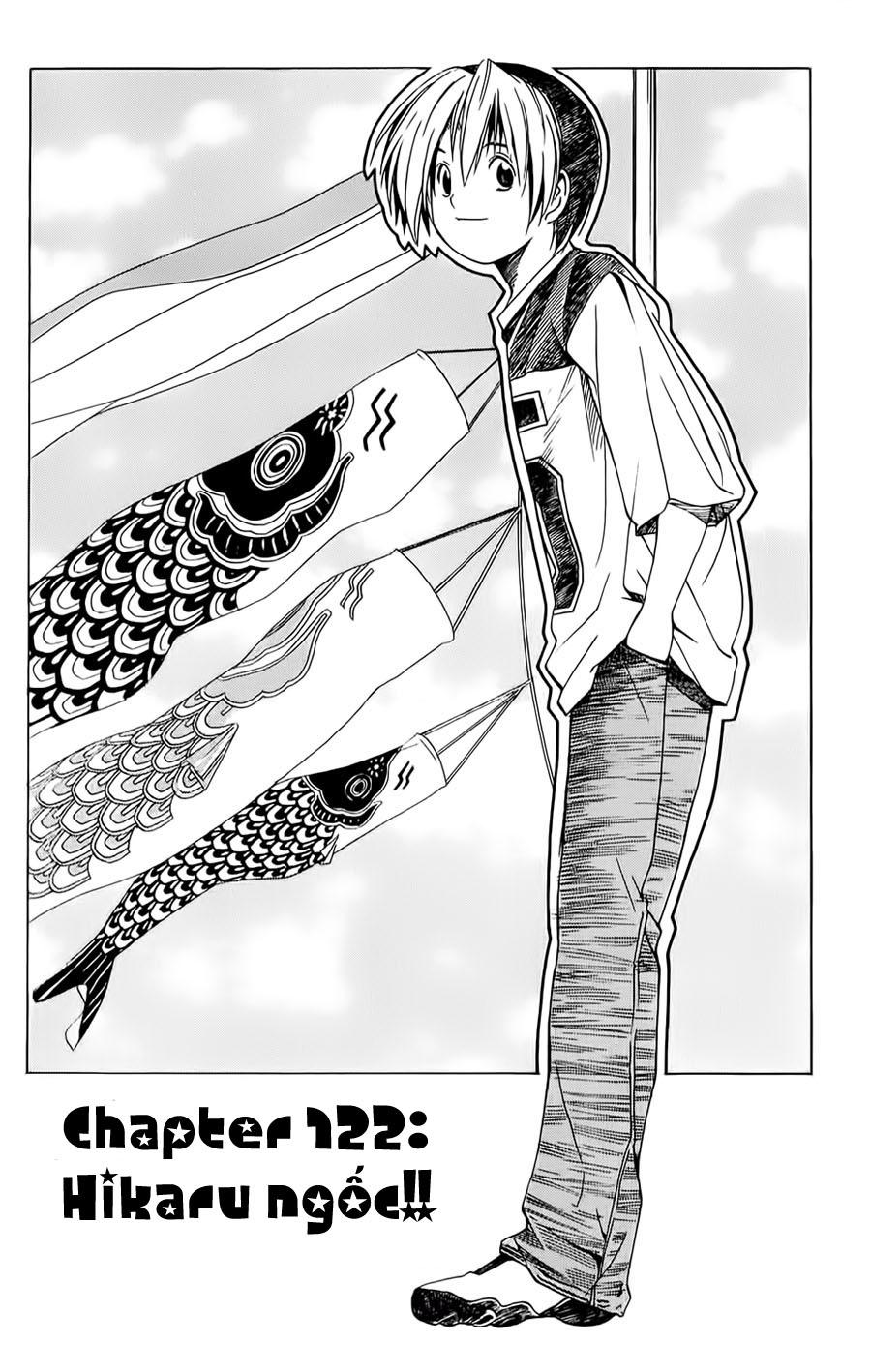Hikaru No Go hikaru no go chap 122 trang 2