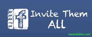 invite semua teman ke grup facebook mengundang sekaligus