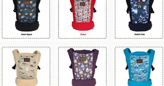 Review Cuddle Me Lite Carrier