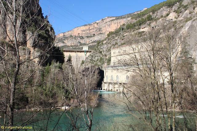 Congost de Mu, ruta senderista per Catalunya, Lleida