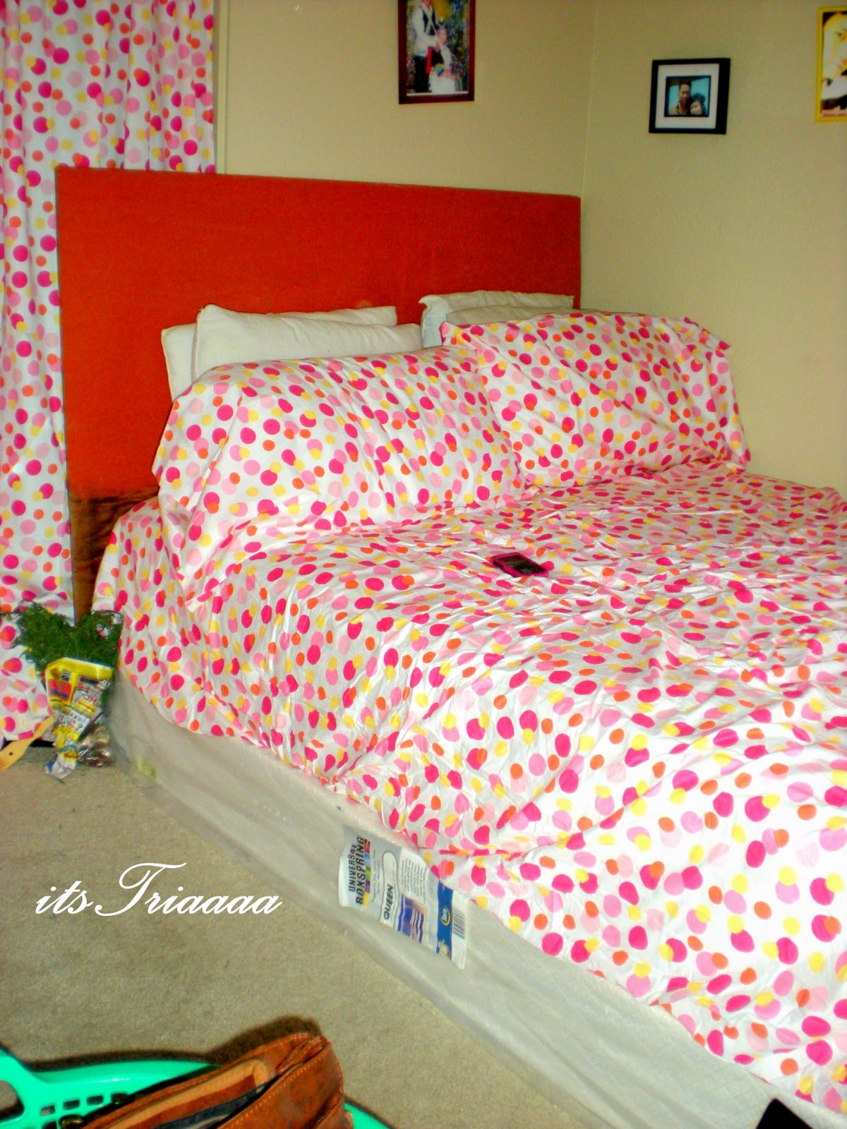 Makeup, Fashion, Hauls and many more.....: New Bedroom Theme color.