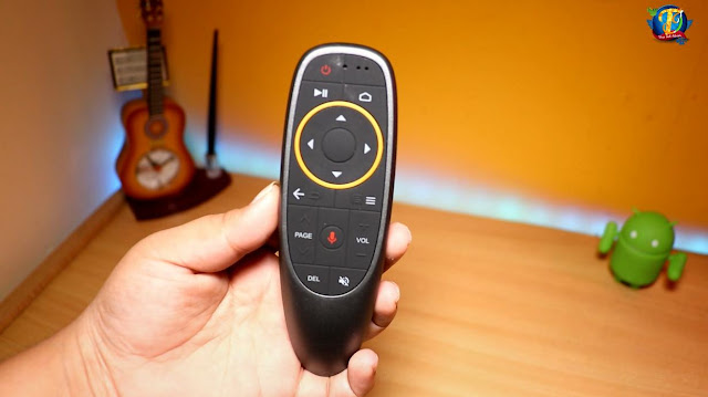 voice remote control mecool