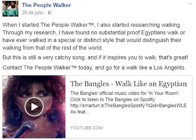 The People Walker y el Marketing con coherencia por María Callizo Monge