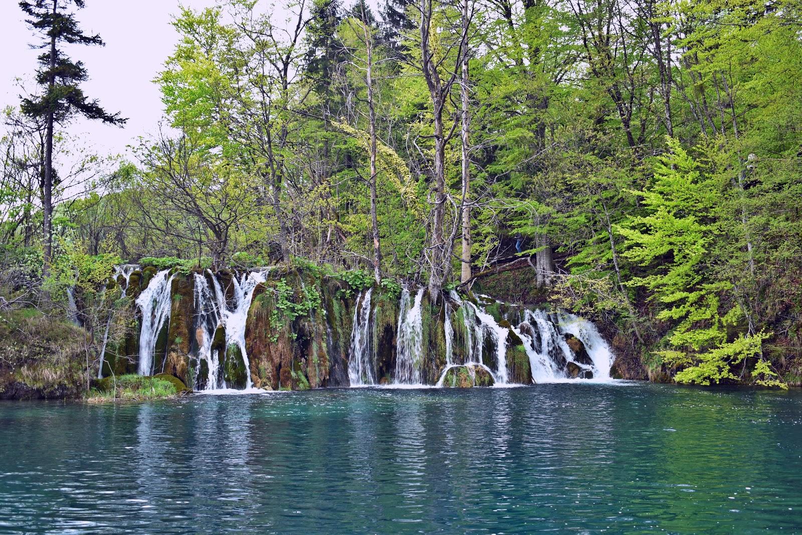 Plitviče lagos croacia