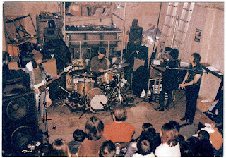 Vodka Collins live at Club Machina in Osaka Japan 1996.