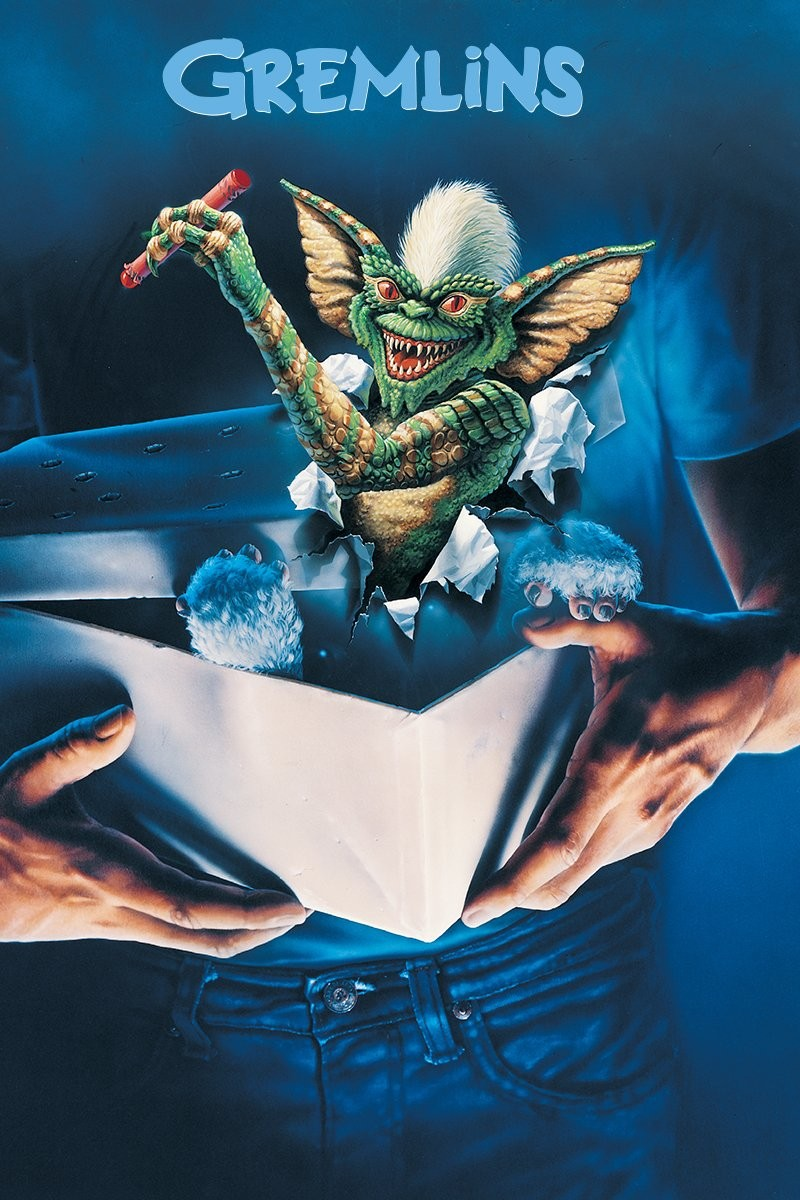 Gremlins (1984) ταινιες online seires oipeirates greek subs