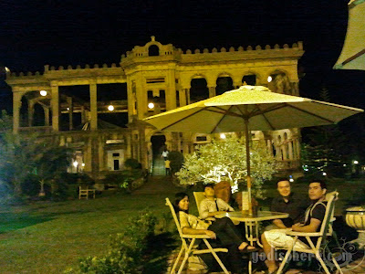Bacolod The Ruins Silay City Cafe