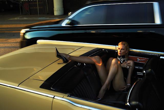 Charlize Theron – W Magazine