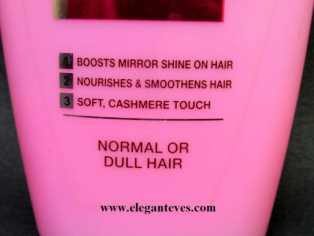 Review of L'oreal Paris Nutri Gloss Shampoo