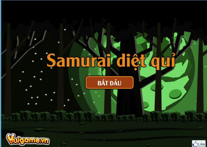 Samurai hủy diệt