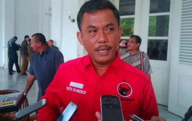 Prabowo Prediksi DKI Tenggelam 2025, Ketua DPRD: Itu Gunanya Reklamasi