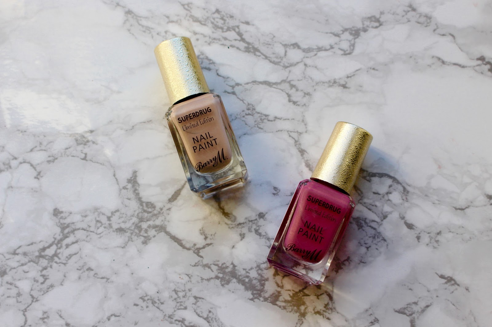 Carnival Couture Barry M Superdrug