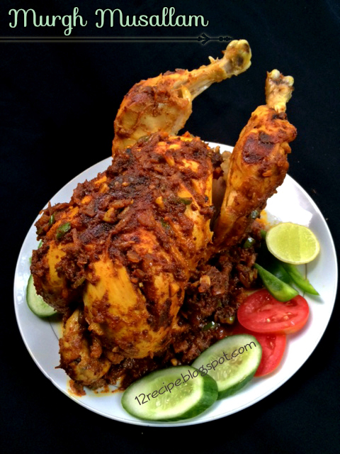 Murgh Musallam Recipe Book