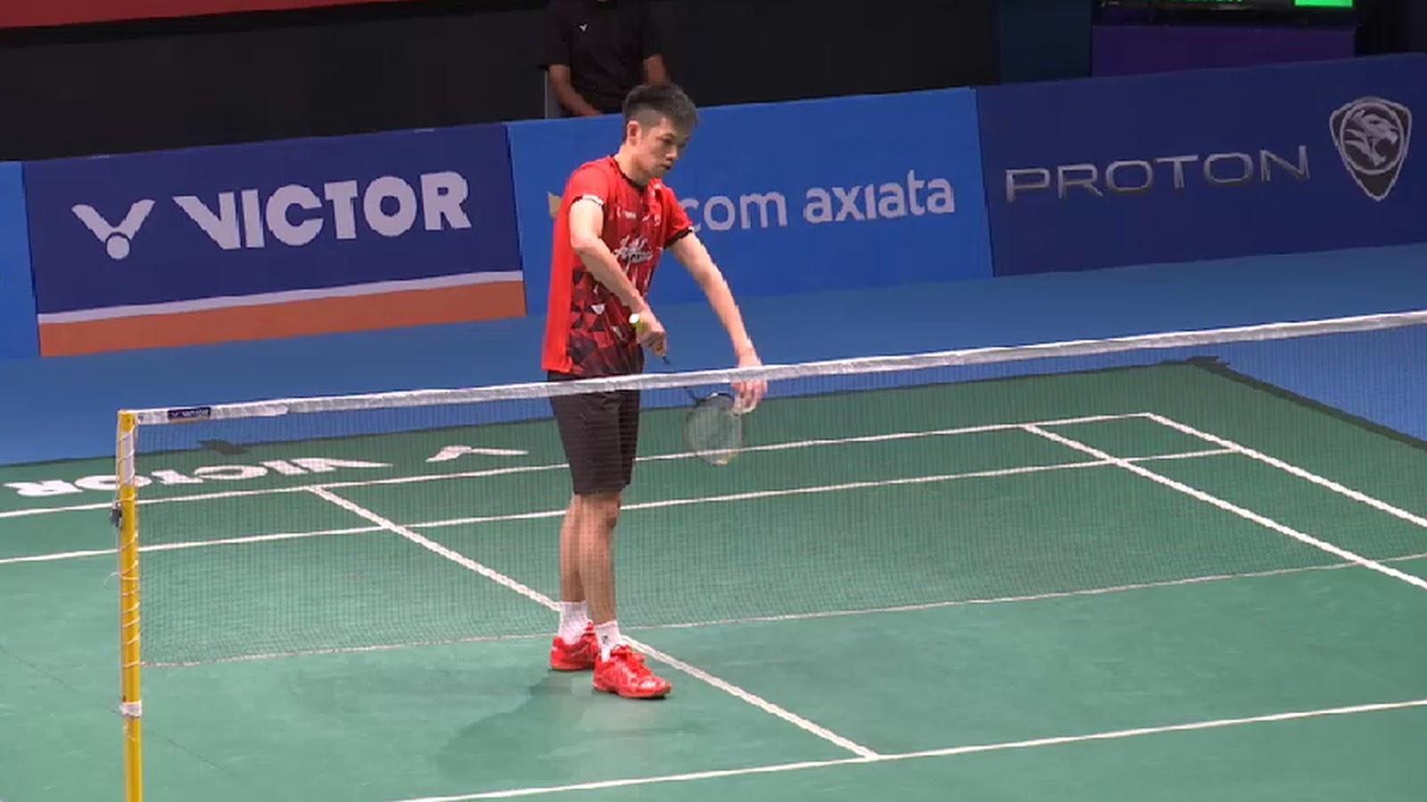 Pemain Badminton Negara Kejutkan Jaguh Dunia Oh Media